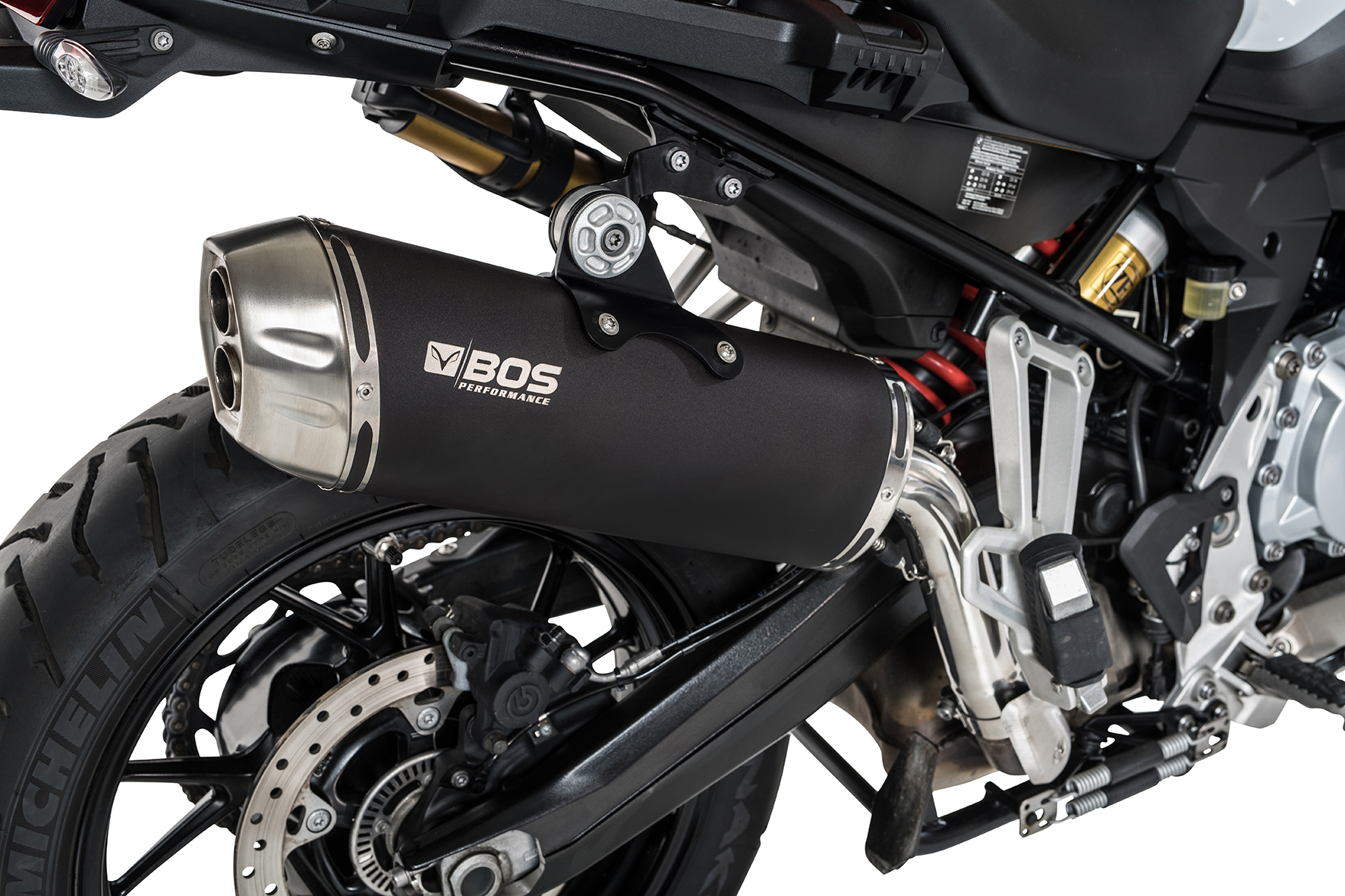 F 750 GS / F 850 GS Dune Fox Slip-on Euro 4 15