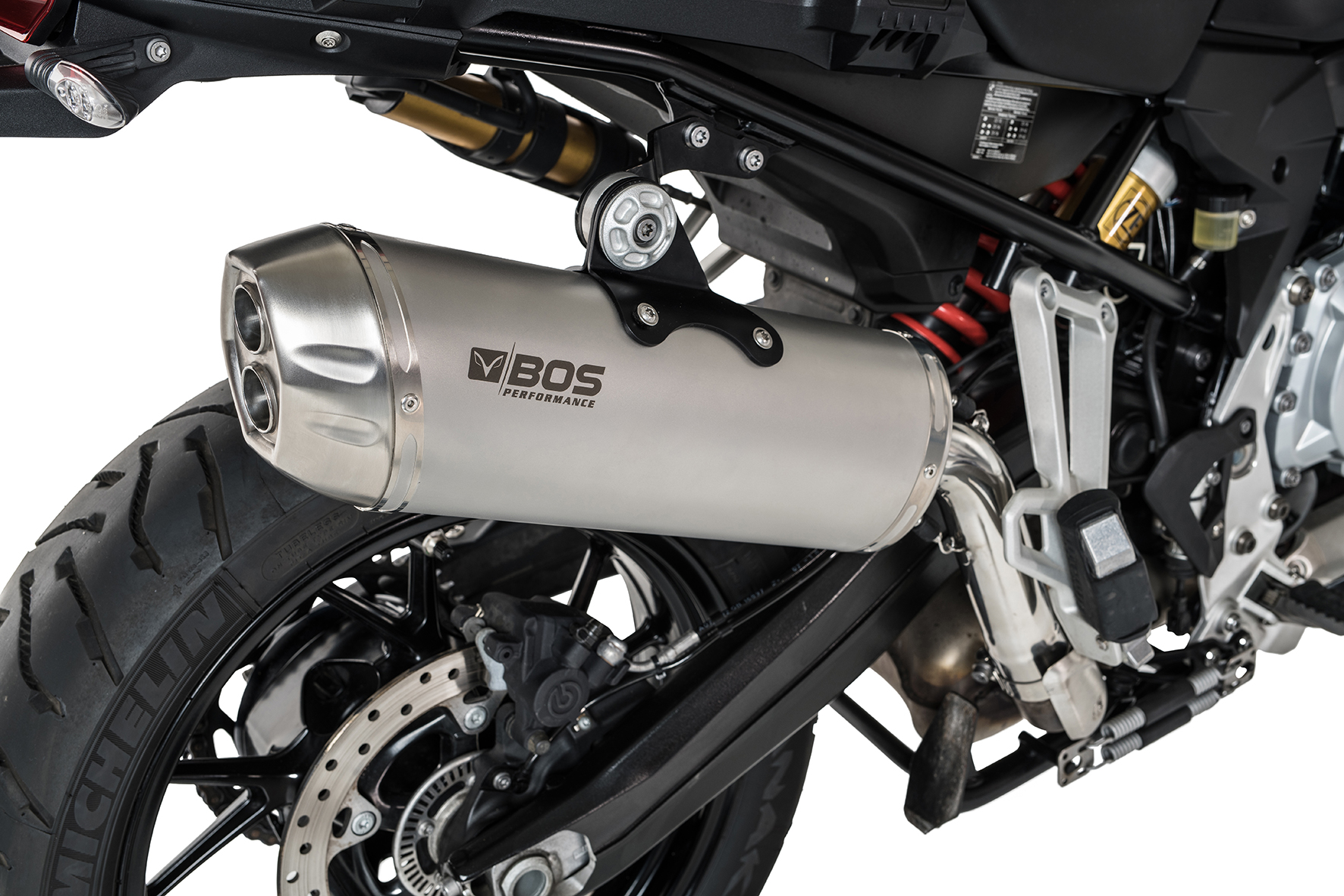 F 750 GS / F 850 GS Dune Fox Slip-on Euro 4 2