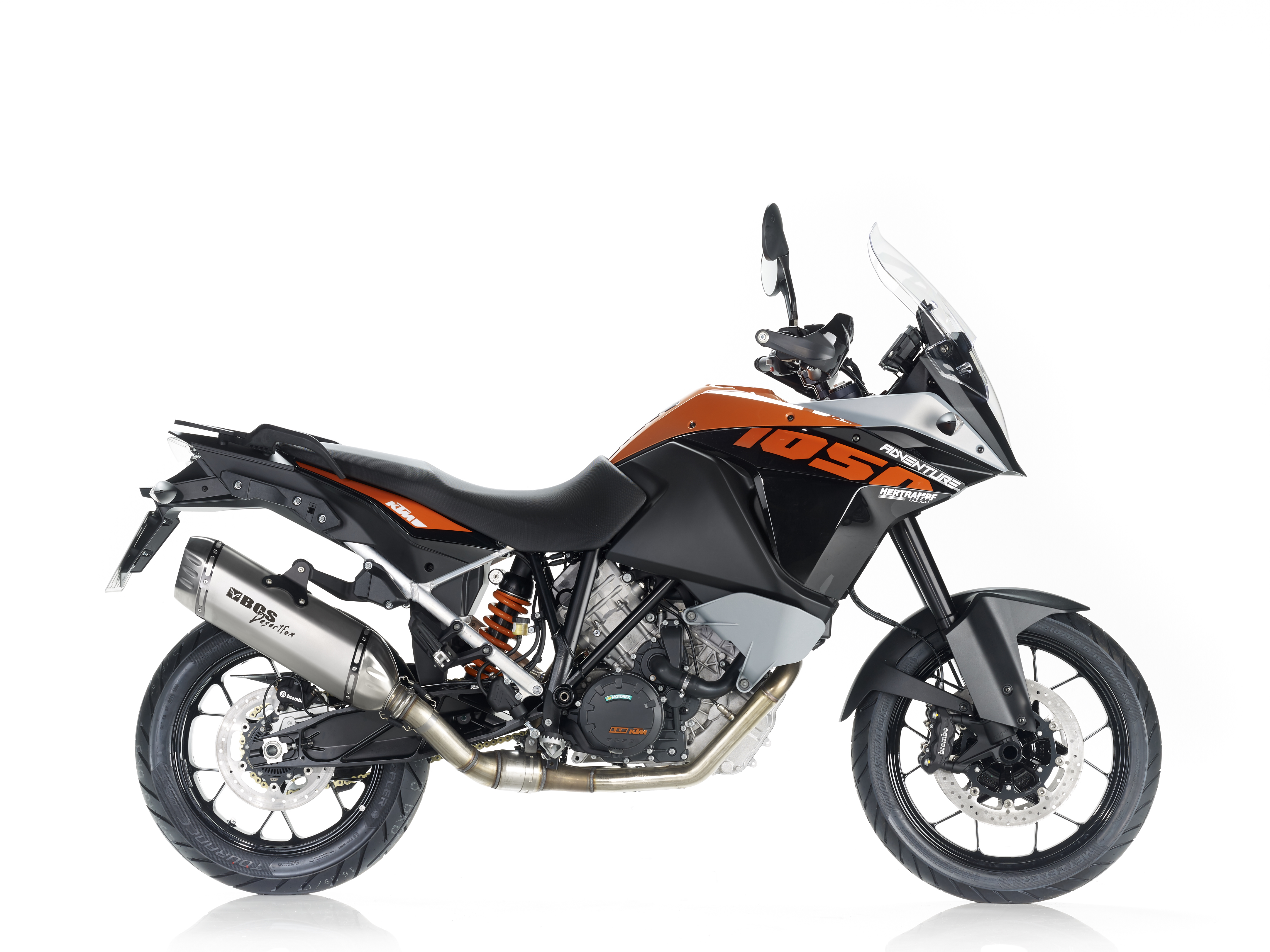 1050 Adventure Desert Fox 2015-2016